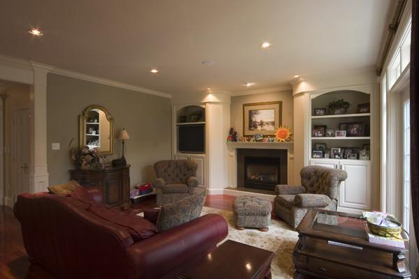 Custom Home 3 traditional-living-room