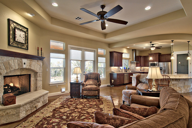 Custom Home Dripping Springs Texas Traditional