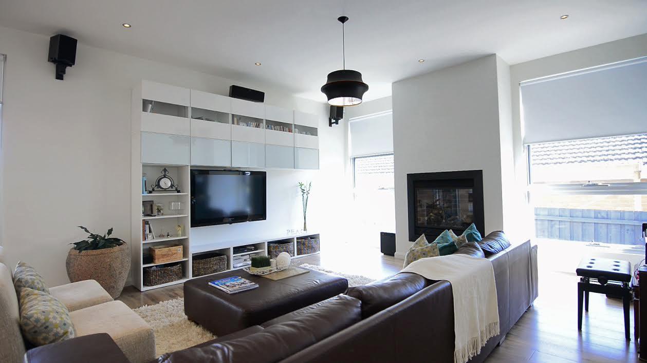 Custom Home Featured in TV & Magazine