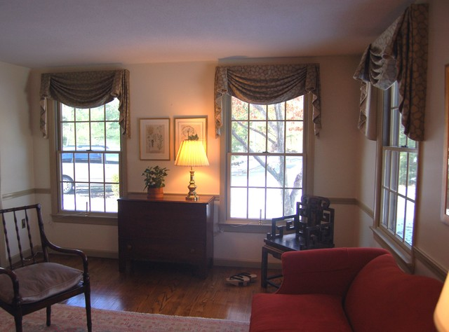 ... Living Room Valances Ideas By Custom Kingston Valances ...