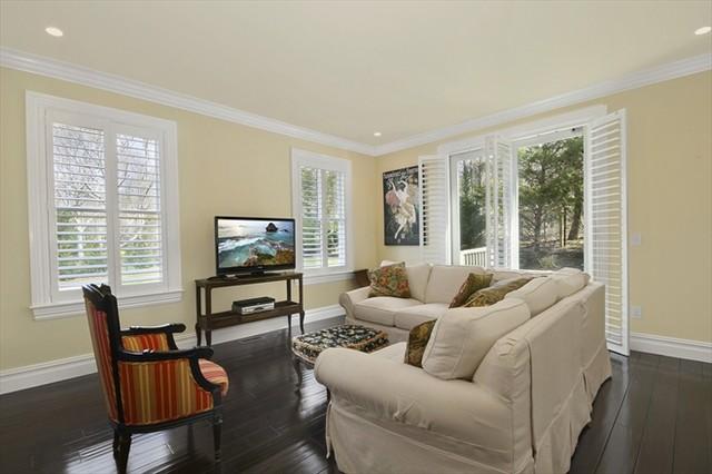 Custom Modular Homes - The Hamptons traditional-living-room