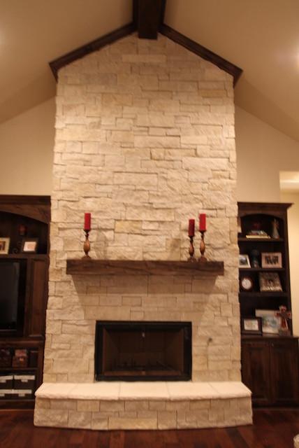 Custom Residence Fountain Hills Estates traditional-living-room