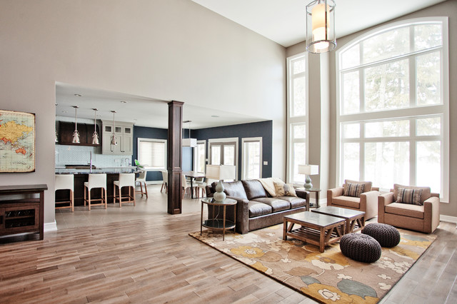 Home Decor Stores Barrie Custom Waterfront Home Barrie Living Room.