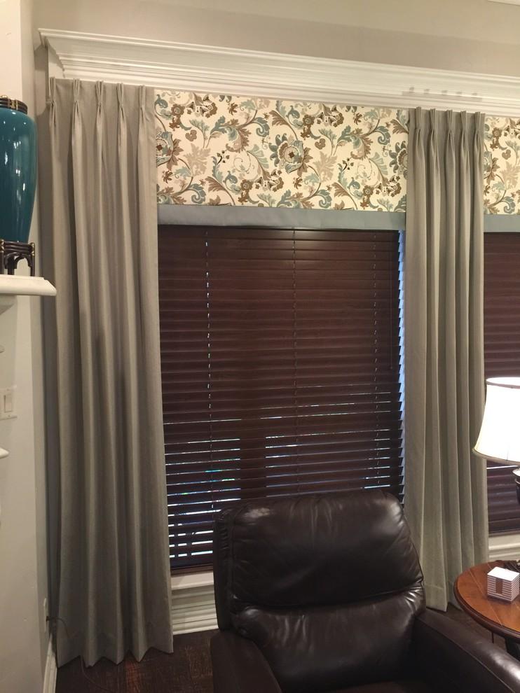 Custom Window Treatments in Arlington, Texas