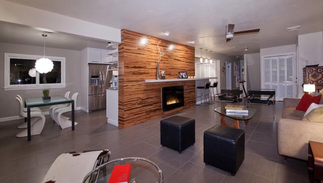 D5 Residence modern-living-room