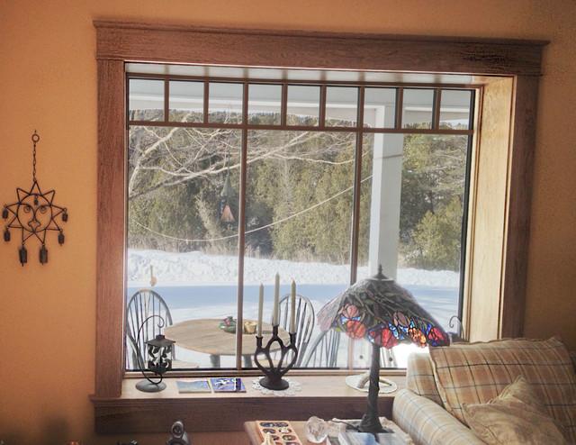 Dakota Butterfield's Home farmhouse-living-room