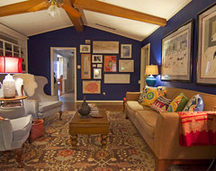 Dallas, TX: My Houzz eclectic living room