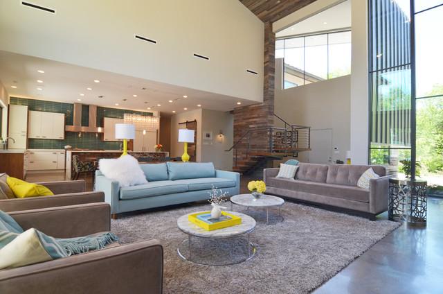 Dallas tx scott melissa powell new leaf for Living room 528 powell street