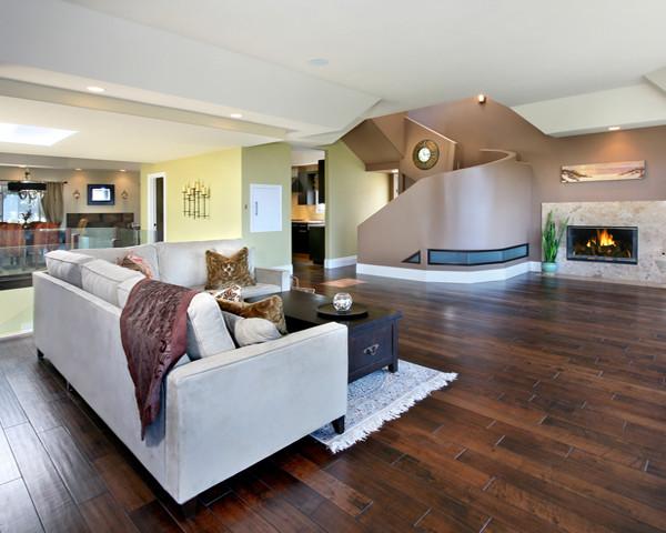 Dana Point Residence contemporary-living-room