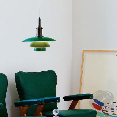 Danish Mid-Century Modern Vintage Style Hanging Pendant Light Modern Fixture