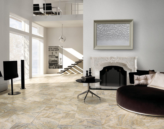 Darwin Collection contemporary-living-room
