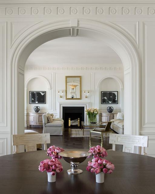 David Duncan Livingston contemporary-living-room