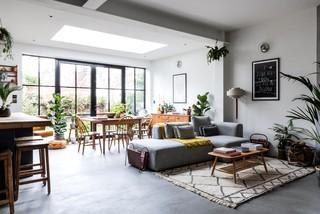 75 Most Popular Industrial Living Room Design Ideas For 2019 ...