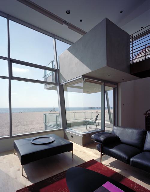 Dean Nota FAIA modern-living-room