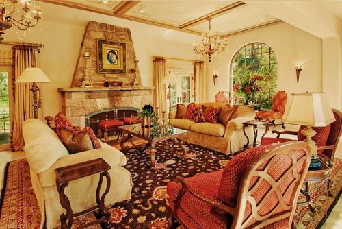 Help With Storybook Tudor Living Room   Home Decorating   Design Forum