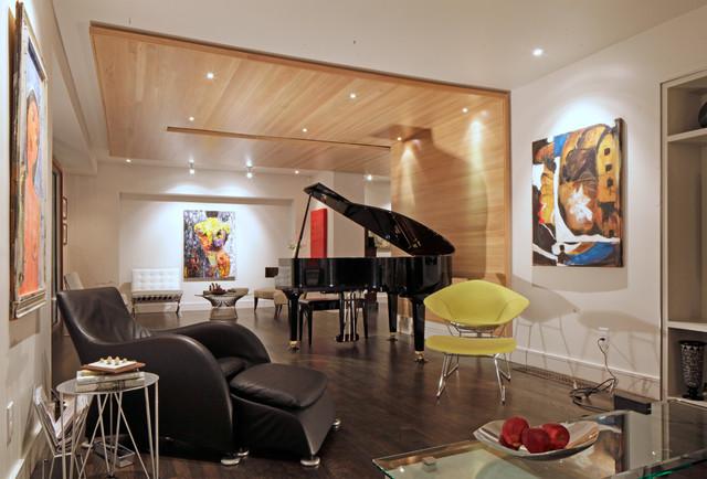Decatur Contemporary Renovation Contemporary Living