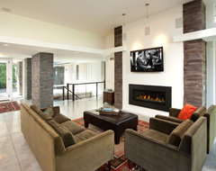 Deephaven Contemporary contemporary living room