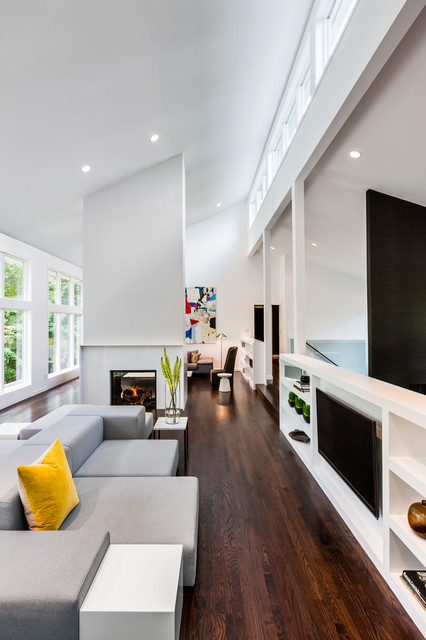 Deephaven Residence Modern Living Room Minneapolis By Altus Architecture Design