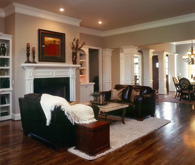 Deer Creek Home Interior Details Traditional Living