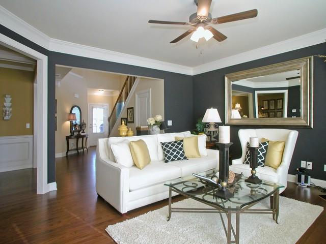 Deerfield Landing traditional-living-room