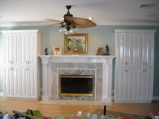 delta cabinets of new orleans custom kitchens traditional living room new orleans by. Black Bedroom Furniture Sets. Home Design Ideas