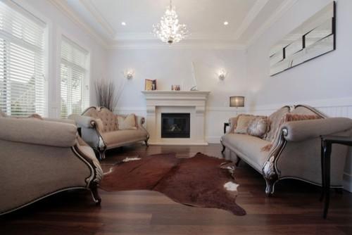 DENNIS CRESCENT modern-living-room
