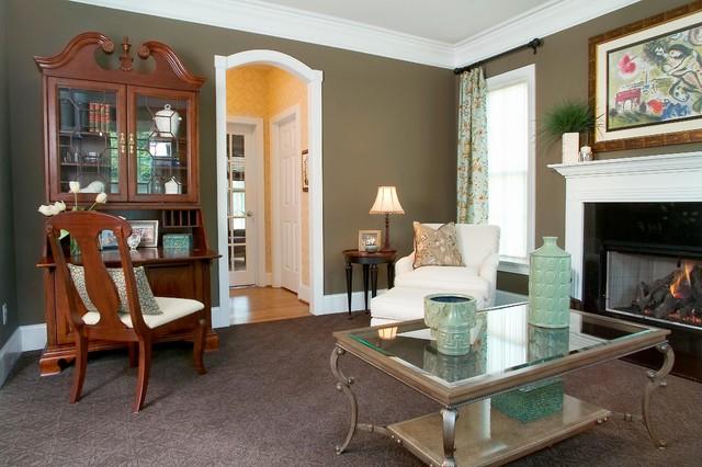 Design Portfolio living-room