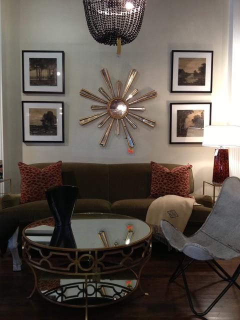 Design vignettes for Interior decorating vignettes