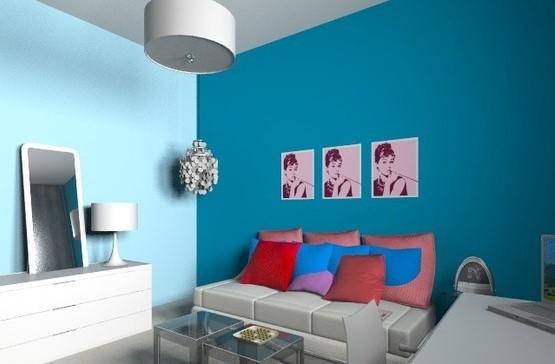 Design Yellow Moon eclectic-living-room