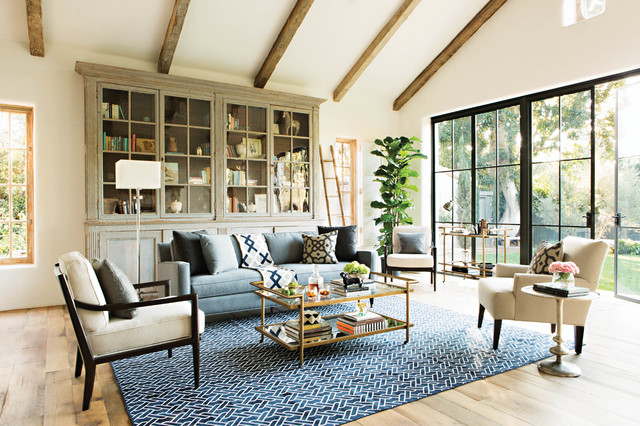 Designed By Jeff Lewis Spring 2017 Catalogtraditional Living Room Los Angeles