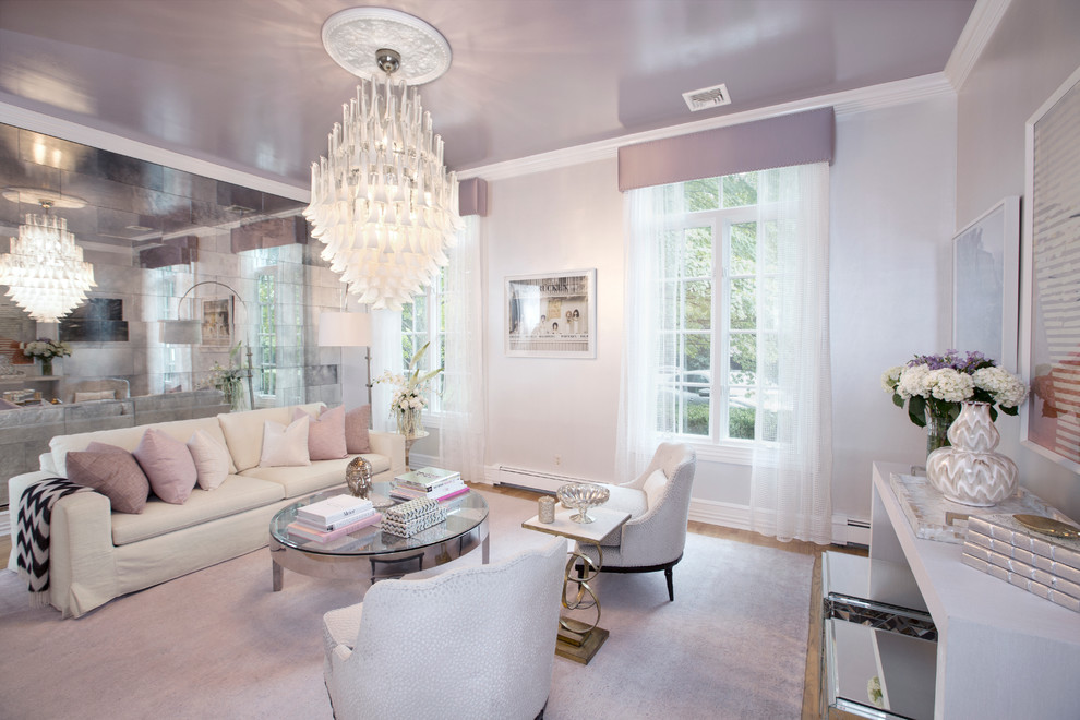 Designer Show House Of New Jersey Saddle River 2014 Contemporary Living Room New York By Emily Wallach Interiors Llc