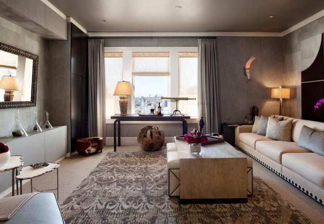 Designer Showcase 2012 Contemporary Living Room San Francisco By Weav