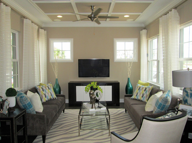 Designer Tips And Trends Contemporary Living Room Orlando By Masterpi