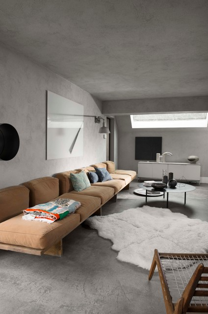 Designs of the Time contemporary-living-room