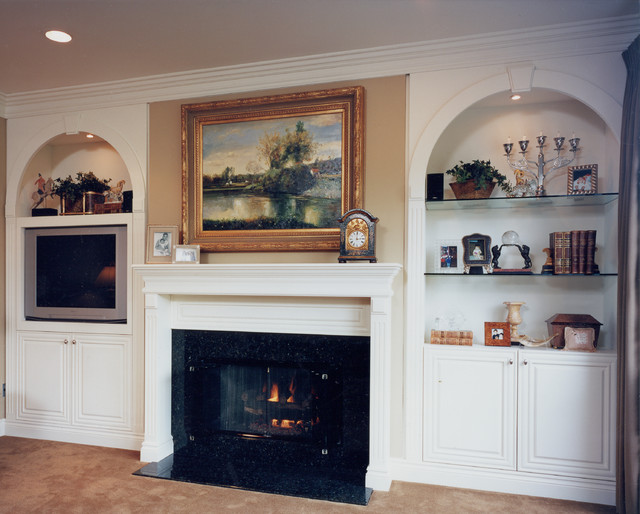Designs unlimited custom wall units for Traditional wall units