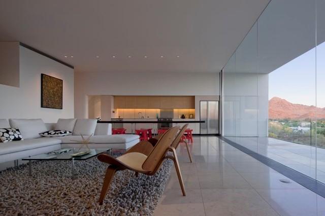 Dialogue House modern-living-room