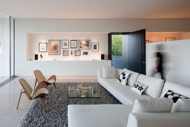 Dialogue House - modern - living room - phoenix - by the