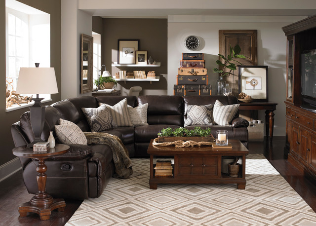 hamilton living room by bassett furniture traditional living