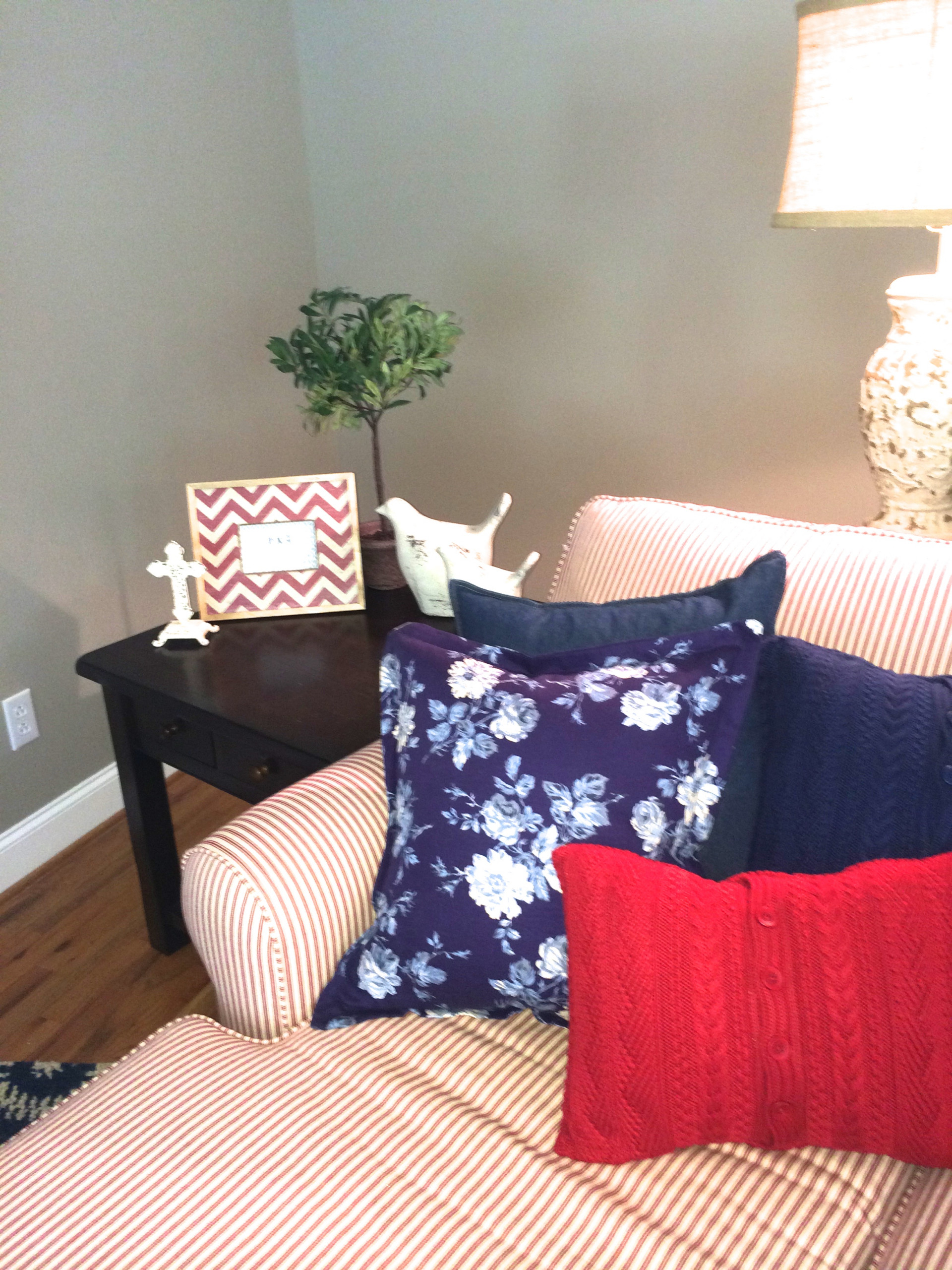 Dining and Living Room refresh
