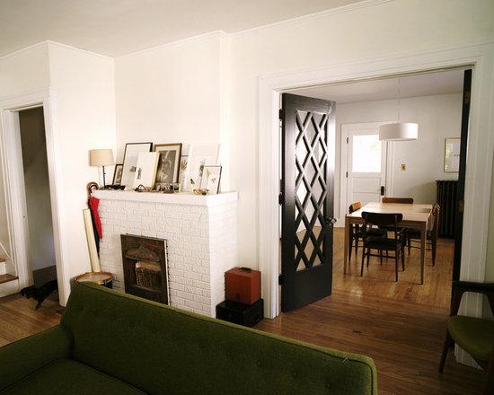 retro ultramodern area rugs living room decor