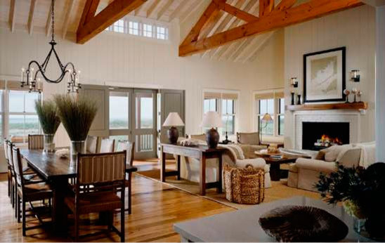 Dionis Beach Residence traditional-living-room