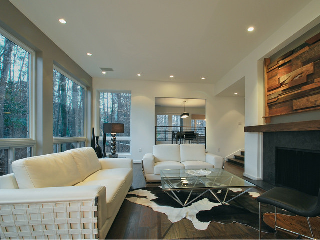Direct Furniture & Epic Developement contemporary-living-room