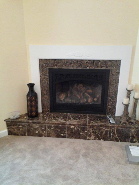 Direct Vent Gas Fireplace Traditional Living Room Other By De Leurs Back To Basics Inc