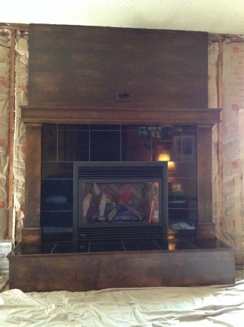 Direct Vent Gas Fireplace Install Kansas City Ks