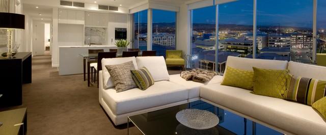 Display Apartments Adelaide Cbd