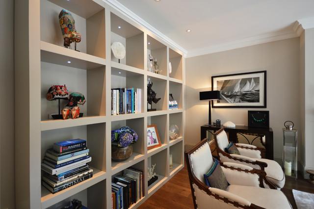 Display units living room