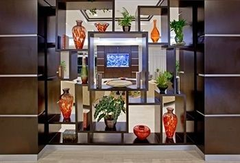 Divider Wall Contemporary Living Room Austin By Prompt 2 Design