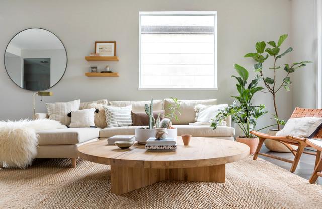 Dolores St | Interior Design 北欧-リビング