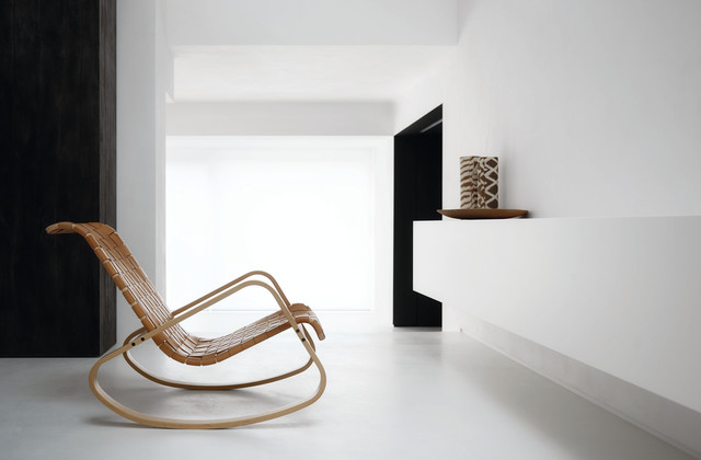 DONDOLO Rocking Chair modern-living-room