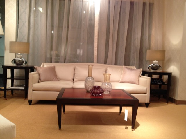 Donghia cleveland showroom for Living room furniture showrooms